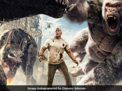 After <i>Rampage</i> And <i>Jumanji</i>, Dwayne 'The Rock' Johnson Has A New Fan - Amazon's Jeff Bezos