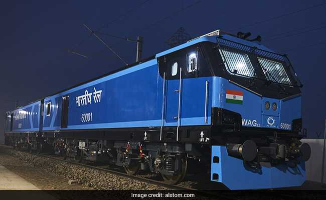 Indian Railways To Get First High-Speed Electric Locomotive: 5 Facts