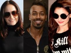 Elli AvrRam's Rumoured Boyfriend Hardik Pandya Spotted Flirting With Urvashi Rautela: Reports