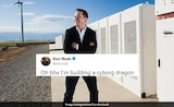 Elon Musk Casually Announces Next Project On Twitter - A 'Cyborg Dragon'