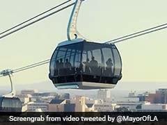 लॉस एंजेल्स में आसमान में दौड़ेगी ट्राम, ऐसे होगा पार्किंग की समस्या का समाधान
