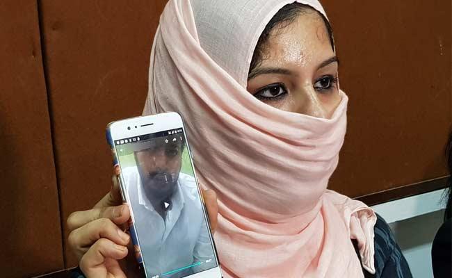 मुंबई : व्हाट्सऐप पर वीडियो भेजकर पत्नी को तलाक दिया