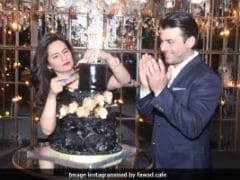 Inside Fawad Khan's Wife Sadaf's Birthday Party (Yes, Mahira Khan Attended)