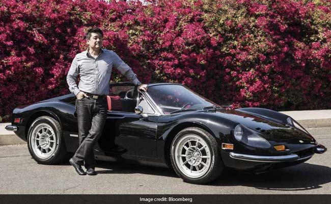 A Car Obsessive David Lee Who Spent $1 Million To Update An Infamous Ferrari