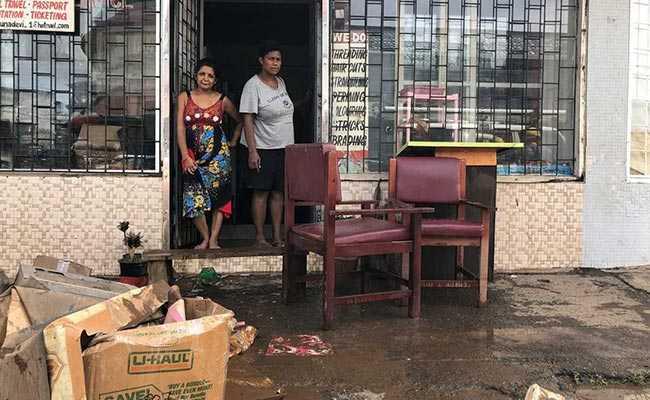 Fiji's Prime Minister Frank Bainimarama Links Climate Change To Fatal Cyclone