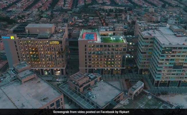 Inside Photos: ये है बेंगलुरु में बना Flipkart का नया आलीशान हेडक्वार्टर, फुटबॉल के 12 मैदानों से भी बड़ा