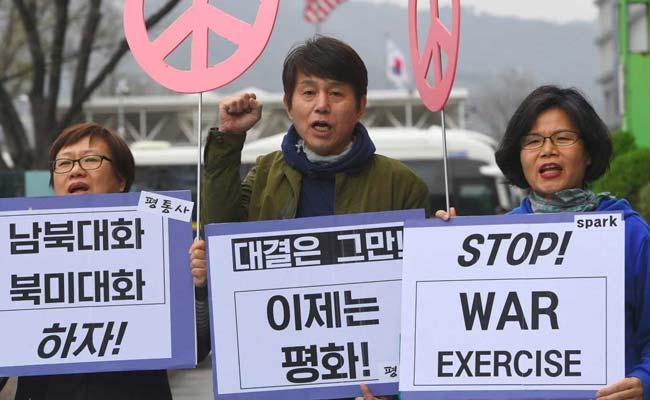 US, South Korea Begin Low-Key Army Drills Amid Diplomatic Thaw