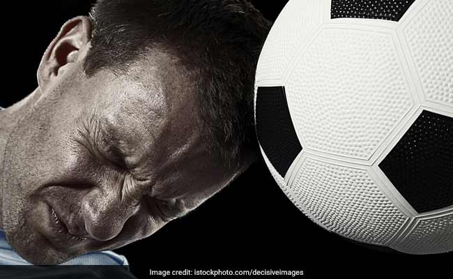 Football Heading May Be Worse For Brain Than Collisions