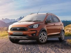 Ford India Registers A Drop Of Almost 40 Per Cent In April 2018 Sales