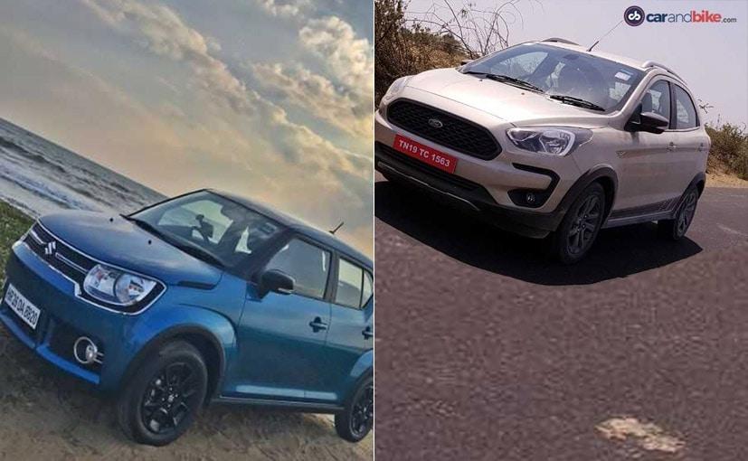 Ford Freestyle Vs Maruti Suzuki Ignis: Specification Comparison