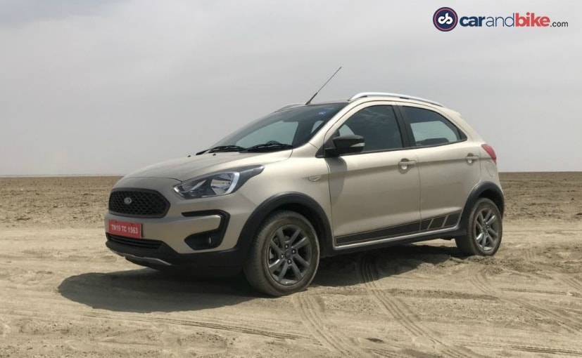 Ford Freestyle India Launch Highlights; Prices, Images, Specifications, Features