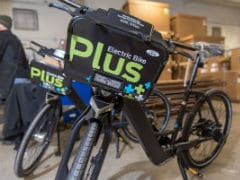 Ford And Mahindra Genze Collaborate For GoBike Electric Bicycle In San Francisco