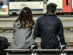France Suffers Second Day Of Mass Rail Strikes