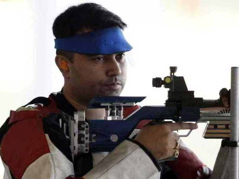 CWG 2018: Chain Singh, Gagan Narang Falter In Men