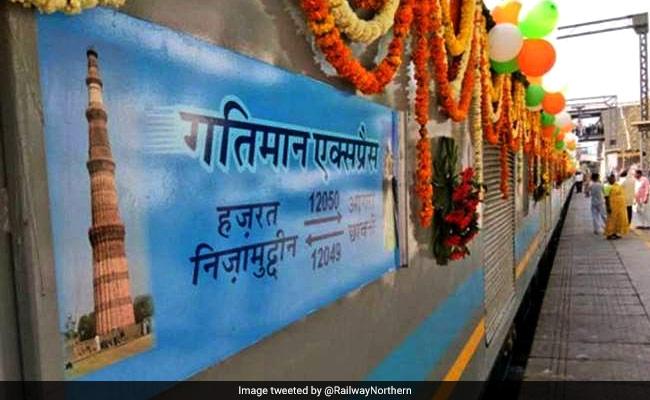 gatimaan express twitter railwaynorthern