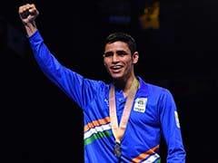 CWG 2018: Boxers Shine As Solanki Wins Gold; Amit, Kaushik