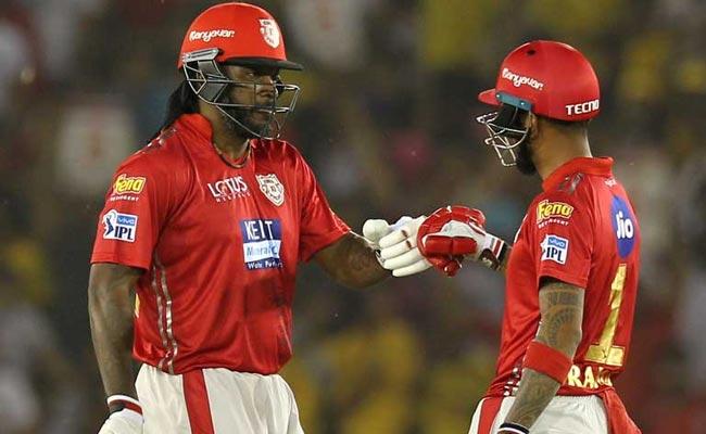 IPL 2018: क्रिस गेल के तूफानी शतक से किंग्स इलेवन ने सनराइजर्स को 15 रन से हराया..