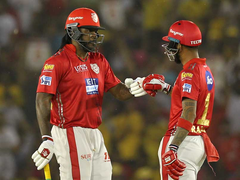 Gayle and Rahul added 55 for the first wicket. (IANS)