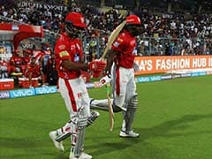IPL Highlights: Gayle, Rahul Star As KXIP Beat KKR By 9 Wickets (DLS)