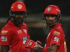 IPL 2018: Chris Gayle, KL Rahul Power Kings XI Punjab To 9-Wicket Win (DLS) Over Kolkata Knight Riders