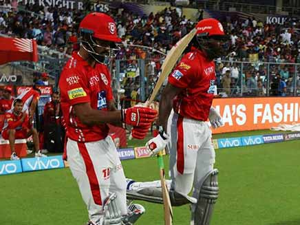 IPL Highlights, KKR vs KXIP: Chris Gayle, KL Rahul Star As Kings XI Punjab Beat Kolkata Knight Riders By 9 Wickets (DLS)