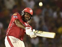 IPL 2018, KKR vs KXIP LIVE: क्रिस गेल व केएल राहुल के गदर के बीच बारिश से मैच रूका