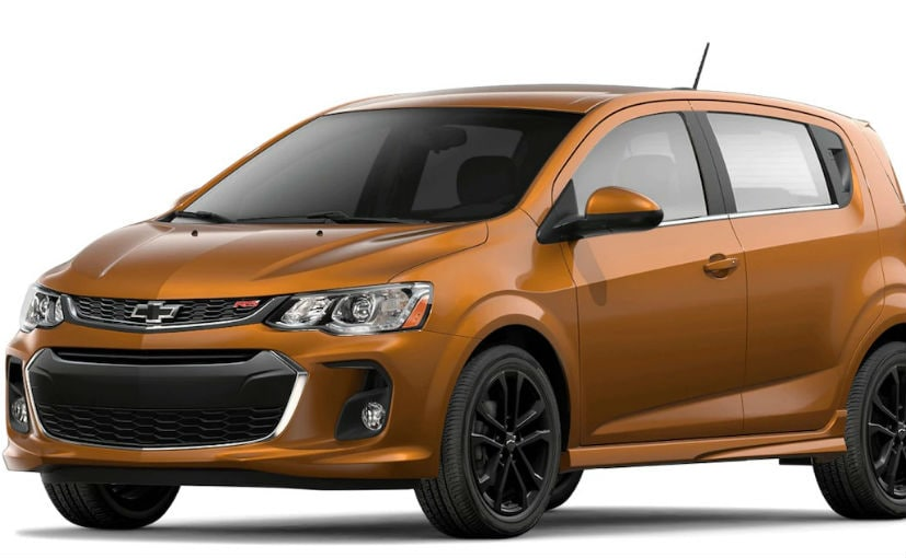 General Motors To Stop Production Of Chevrolet Sonic Subcompact Car