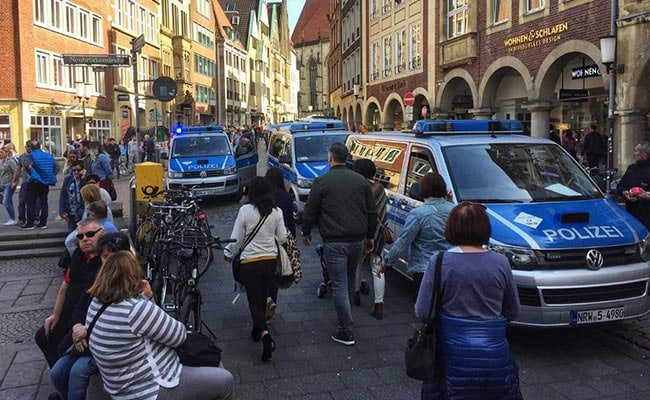Updates: Van Drives Into Crowd In Germany, Several Dead, Say Police