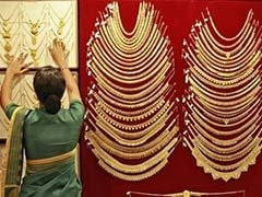 Gold Price Moves Higher By Rs 180 Per 10 Grams