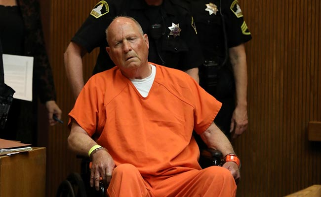 US 'Golden State Killer' Pleads Guilty To 13 Murders