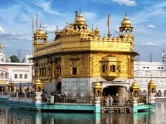 "Top British Diplomat Calls Golden Temple A ""Mosque"", Apologises For Gaffe"