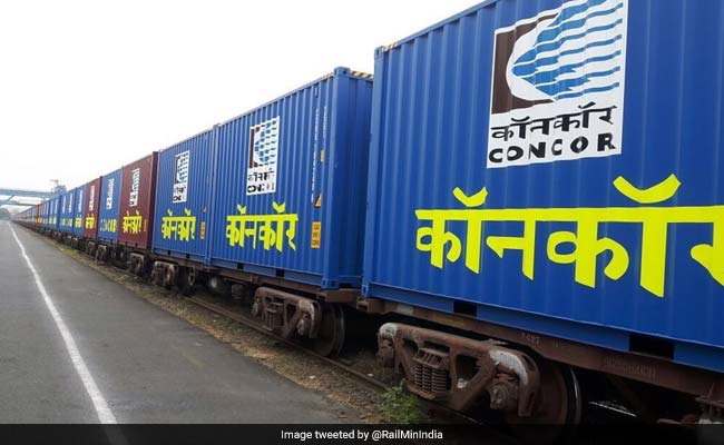 Trial Run Of First Kolkata-Dhaka Container Train Begins Today