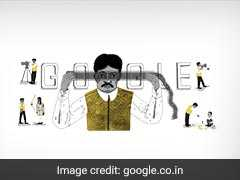 Google Doodle Celebrates 148th Birthday Of Dadasaheb Phalke