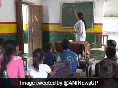 New Session Starts In UP Government Schools Without Books