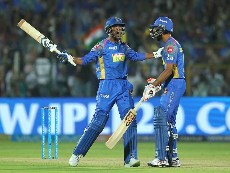 IPL 2018: Rajasthan Royals