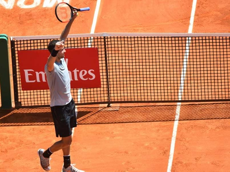 Monte Carlo Masters: Grigor Dimitrov Sees Off David Goffin To Reach Semi-Finals In Monaco