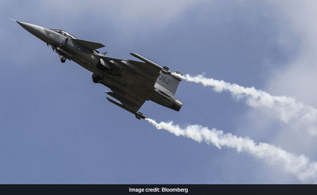 Sweden, India Work on Security Accord That May Open for Jet Deal