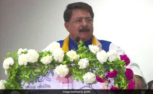 अब गुजरात विधानसभा स्पीकर राजेंद्र त्रिवेदी का बयान, कहा- अंबेडकर और पीएम मोदी भी हैं ब्राह्मण