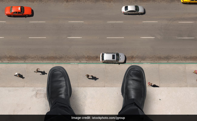Restaurant Owner, Depressed, Jumps Off 7th Floor Of Gurugram Building