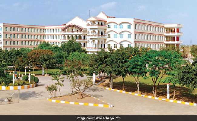 Ex-Student Opens Fire Inside Canteen Of Gurgaon College, Brawl Follows