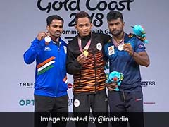 Commonwealth Games 2018: Gururaja Wins India's First Medal With Weightlifting Silver