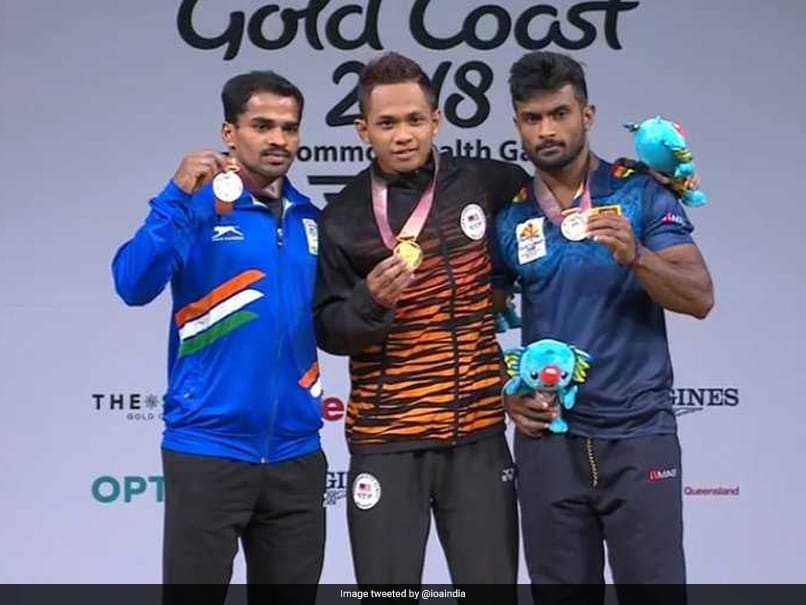 Commonwealth Games 2018: Gururaja Wins Indias First Medal With Weightlifting Silver