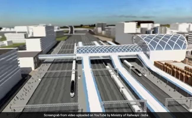 देश को जनवरी 2019 तक मिलेगा 'हवाई अड्डे जैसा' रेलवे स्टेशन
