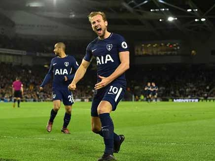 Premier League: Harry Kane Scores But Tottenham Hotspur Held By Resolute Brighton