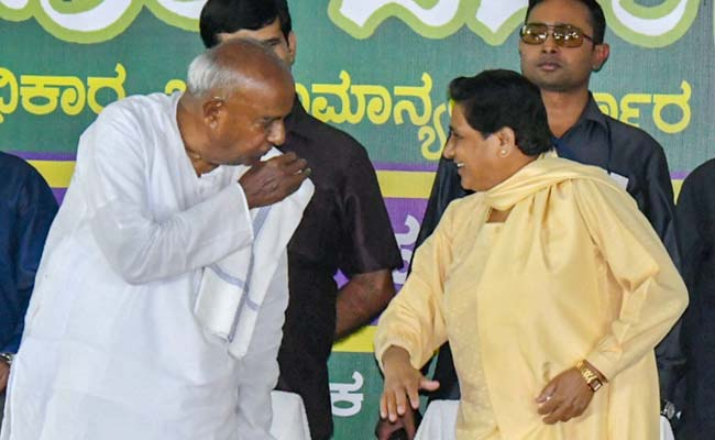 Talk Of Deve Gowda's Under-The-Radar Deal With BJP Achieves Scale