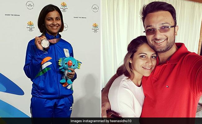 CWG 2018 की 'गोल्डन गर्ल' Heena Sidhu जीती है ऐसी जिंदगी, तस्वीरों में देखें उनकी पर्सनल लाइफ