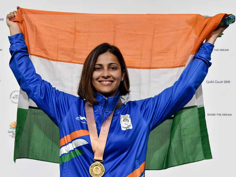Commonwealth Games 2018: Heena Sidhu Adds Golden Touch To Slow Day For India