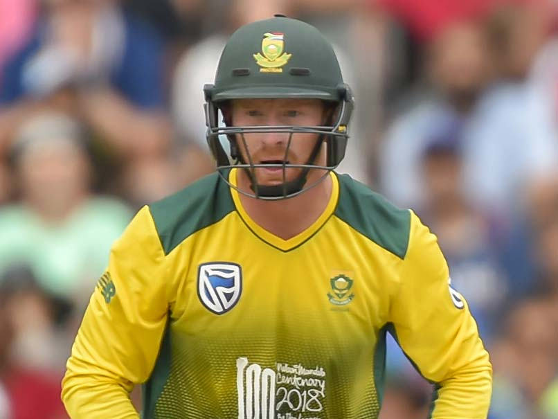IPL 2018: South Africa's Heinrich Klaasen Replaces Banned Steve Smith In Rajasthan Royals Squad