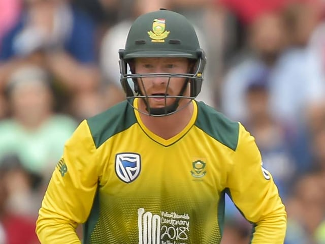 IPL 2018: South Africas Heinrich Klaasen Replaces Banned Steve Smith In Rajasthan Royals Squad