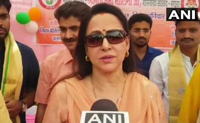 बच्चों के साथ हो रहे अपराध पर BJP सांसद हेमा मालिनी ने कहा- इससे देश का नाम खराब होता है
